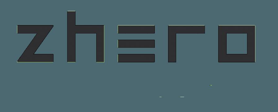 Zhero Logo